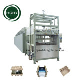 Hghy Best Price Waste Paper Recycling Paper Tray Package Making Machine