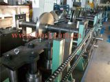 FRP Trunk Type Cable Tray Roll Forming Production Machine Thailand