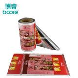 Food Grade Snack Plastic BOPP Lamination Packaging Film for Chocolate Bread