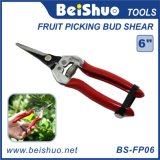 "6"" Garden Scissors Straight Blade Pruning Shears"
