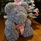 Handicraft Stunning Rose Teddy Bear Wedding Gifts & Crafts