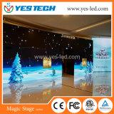 High Brightness Vivid Image Big Screen TV Factory