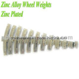 Zinc Clip-on Wheel Weights