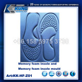 Comfortable Sports Shoe Insoles Memory Foam Insole Absorbent Breathable Shoes Pad