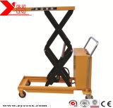 500kg Semi-Electric Scissor Lifts, Heavy Duty Lift Table 300kg Lift Height 3m