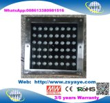Yaye 18 Hot Sell Ce/RoHS Square 24W/36W/48W LED Underground Light/LED Inground Light/LED Inground Lamp with 2/3 Years Warranty