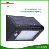 20LED Solar Powered Wall Light PIR Sensor Outdoor Solar Garden Light