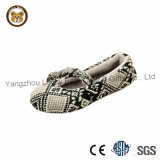 Wholesale Winter Indoor Soft Cashmere Dance Shoes for Girls