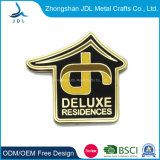 Biotechnology Cheap Printed Customized Wholesale Metal Pin Badge From Chinacheap Custom Brand Golden Finished Printed Epoxy Pin Badge From China (292)