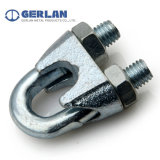 Galv Cheap DIN741 Safety Wire Rope Clamp