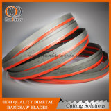 Tungsten Carbide Tipped Bandsaw Blades for Cutting Hard Steel