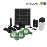 Home Outdoor Wireless Radio Solar Power Application System Home Kits
