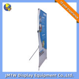 Advertising Stand Portable X Banner for Trade Show
