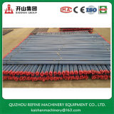 6m H22 Tapered Long Steel Rod for Deep Quarry
