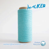 Recycled 60/40 Cotton Polyester Blended Yarn