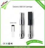 High Quality Ocitytimes C7 Ceramic Coil Atomizer with Metal Mouthpiece