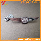 Wing Matel Lapel Pin High Quality Man Jewelry Gifts (YB-HR-) 52