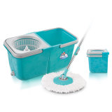 Hot Selling Spin Mop with Clean Bucket and Drying Bucket