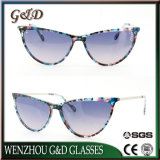 New Model China Manufacture Wholesale Acetate Frame Sunglasses