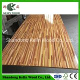 High Glossy/Matt/Embossed/UV/Natural Wood Veneer Faced Melamine Laminated Board MDF