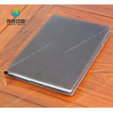 Leather Cover Offset Paper Printing Notebook