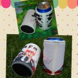 Insulated Beverage Bottle Koozie Custom Beer Can Cooler Wtih Printing (BC0076)