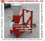 Pto Roller Moving Flat Die Wood Pellet Machine with Tractor