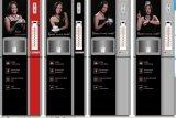 Coffee Vending Machines (F306-HX)