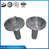 OEM Forge Forged Steel Forging Burner Valve Crutch with Bronze Casting