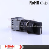 16mm Selector Switch Three Position