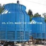 Industral Cooling Tower / GRP Counter Flow Round Fiberglass Cooling Tower