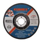 Depressed Centre Grinding Wheel for Metal (125X6X22.2mm) Abrasive with MPa Certificates