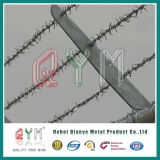 Hot-Dipped Galvanized Razor Barbed Wire/Barbed Wire Price Pell Roll