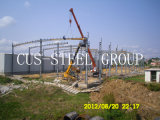 Africa Cheap Prefab Steel Frame Structure/Peb Steel Construction Building