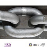 High Hardness Fishing Chain, Self Colour, Black Painted, 40HRC-45HRC