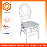 Polycarbonate Resin Wedding Dining Banquet Phoenix Chair