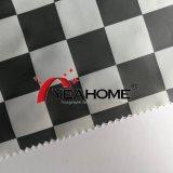 Luxury PU Coating 4-Way Elastic Fire-Resistant Function Printed Fabric