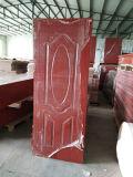 Cheap Bedroom Wood Door with PVC or Melamine