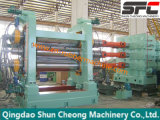 Rubber Sheet Three Roll Rubber Calender Machine (XY-3L 630)