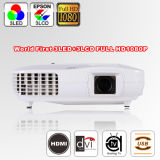 3LCD 3LED HDMI Video Projector