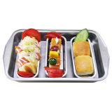 Pet Food Use Sealable Smoothwall Foil Tray