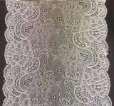 Factory Wholesale Super Stretch Lace (carry OEKO-TEX certification)
