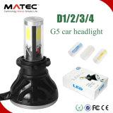 G5 Auto LED Headlamp Headlight Kit Bulb Light 12V/24V 6000k White