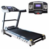 Tp-120 Hot Sale AC/DC Motor Folding Mini Electric Treadmill