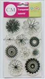 Beautiful Clear Stamp for Scrapbook Page and DIY Projects