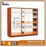 China Library Furniture School Library Wood and Metal Bookshelf (SF-10B)