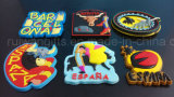 3D Soft PVC Cheap Souvenir Fridge Magnet