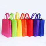 Cheap Custom Non-Woven Eco-Friendly Ultrasonic Printing Logo Shopping Promotion Bag