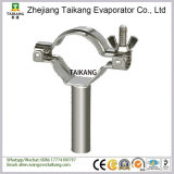 Stainless Steel Pipe Clamps Hydraulic Tube Clamps Twin-Screw Cable Clamp Connectors Industrial Pipe Support