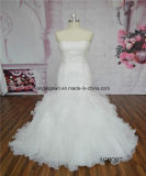 French Lace Heavy Beaded Beading Wedding Dress
